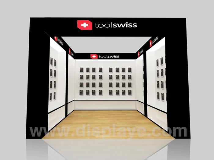 9平方米展位设计图分享展示